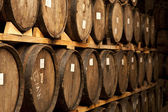Botti per vino — Foto Stock