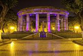 Rotonda in Guadalajara — Stock Photo