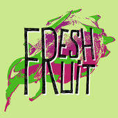 Fresh fruit pitaja — Stock Vector