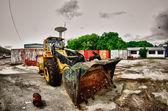 Industry tractor — Foto Stock