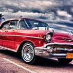 Cuba Old Car — Stock Photo #45302927