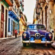 Cuba Old Car — Stock Photo #45303705