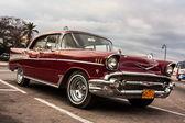 Auto vecchia Cuba — Foto Stock
