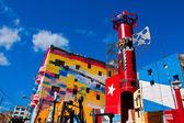 Strade cubane — Foto Stock