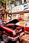 Coche viejo Cuba — Foto de Stock