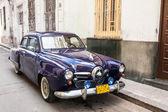 Kuba staré auto — Stock fotografie