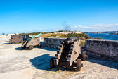 Morro castle — Stock Photo