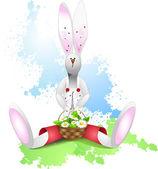 Bunny — Stock Vector