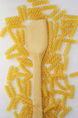 Rotini Pasta — Stock Photo