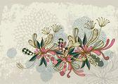 Floral pattern — Vecteur