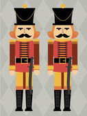 Nutcracker — Stock Vector