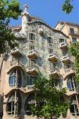 Fasaden på casa batllo — Stockfoto