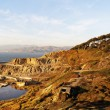 Sutro Baths panorama near Seal Rock San Francisco — Stock Photo #46739109