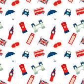 London symbols — Stock Vector