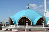 "Kazan Kremlin. Firehouse building (""skullcap"") — Stock Photo"