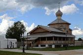 Svijazhsk. Trinity Church of St John the Baptist Monastery — Stock fotografie
