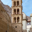 Egypt, bell tower of the monastery of St. Catherine — Stock Photo #47623741