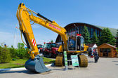 Excavator  DNEPR ET 2301 — Stock Photo