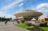 Gomel circus, Belarus — Stock Photo