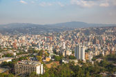 Top view of the city of Caracas. — ストック写真