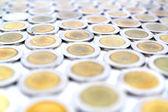 Thailand ten baht coins — Foto de Stock