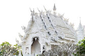 Wat Rong Khun — Stockfoto