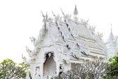 Wat Rong Khun — Stock Photo