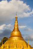 Tachileik Shwedagon Pagoda — Stock Photo