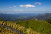 Mountain view at Thong Pha Phum National Park — Stock Photo