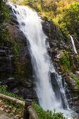 Vachiratharn waterfall — Stock Photo