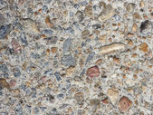 Rough pebble pattern for background — Stock Photo