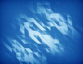 Polygonal design — Stock Photo