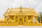 Beautiful golden temple — Стоковое фото