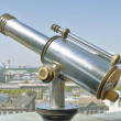Telescope on the observation deck — Stock Photo #47604301