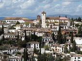 Granada, españa — Foto de Stock