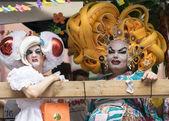 Cristopher street day parade — Stockfoto