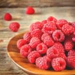 Raspberry — Stock Photo #49394245