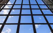 Prison bars — Stok fotoğraf