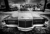 古いアメリカ車 — ストック写真