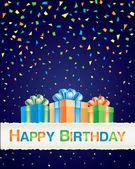 Buon Compleanno! — Foto Stock