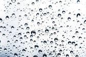 Waterdruppels achtergrond — Stockfoto