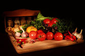 Organic Produce — Stock Photo