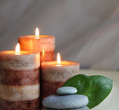 Aroma Spa Set — Stock Photo