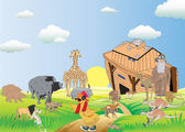 Noah's Ark — Stock Photo