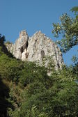 Turda canyon — Stock Photo