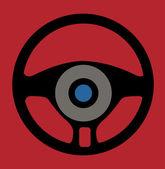 Wheel icon — Stock Vector