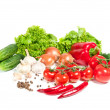 Different vegetables — Stock Photo #45510555