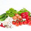 Different vegetables — Stock Photo #45556793