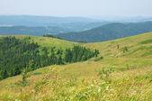 Góra krajobraz lato — Zdjęcie stockowe