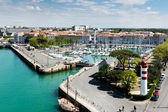 Port of La Rochelle, France — Stock Photo